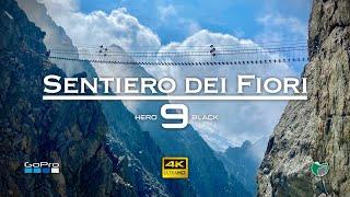 GOPRO HERO 9 BLACK | Sentiero dei Fiori (Gruppo dell'Adamello) [4K] screenshot 2