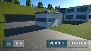 Planet Coaster: Ep. 3: Road Maintenance Depot