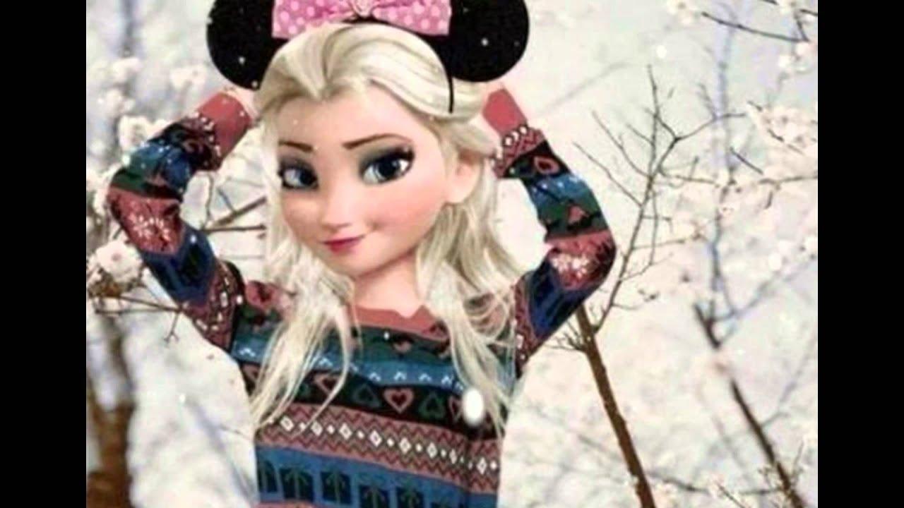 foto de Elsa anna et raiponce swag YouTube