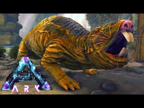 How to tame a Roll Rat! ARK ABERATION #9