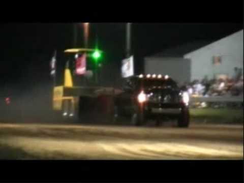 Brian Parker @ Tampico Diesel Truck Pull 2009