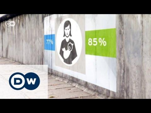 Von Ost und West ohne die Mauer   DW Nachrichten