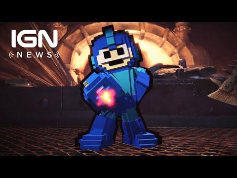 Mega Man is Coming to Monster Hunter World - IGN News