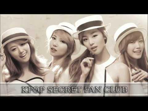 [MP3] 08. SECRET - So Much for Goodbye