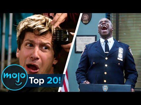 Top 20 Brooklyn Nine Nine Cold Opens