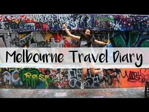 Melbourne Travel Diary (Visiting Ballarat, The Pink Lake + More!)