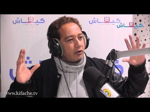 رفيق بوبكر في قفص الاتهام: جمهوري غير الشمكارة والشفارة وكنضرب الطاسة!!