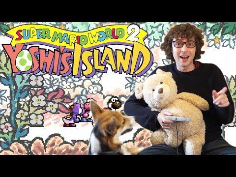 Super Ghouls'n Ghosts + Yoshi's Island - SNES Classic