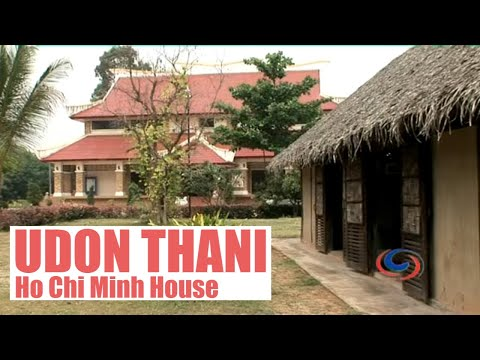 Udon Thani - Chinese Opulence to Ho Chi Minh's Thai Hideaway