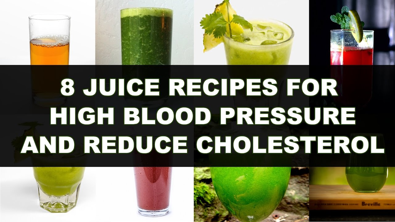 8 amazingg juice recipes for high blood pressure youtube 8 amazingg juice recipes for high blood pressure forumfinder Choice Image