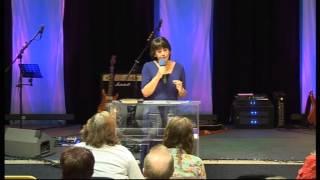 March 15th 2015 Sarah Watkins - Healing Testimony