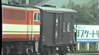 西武E851機関車2701レ2704レ追跡・総集編.mpg