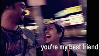 """""""Life is Better With You"""" Michael Franti and Sara Agah engagem…"""