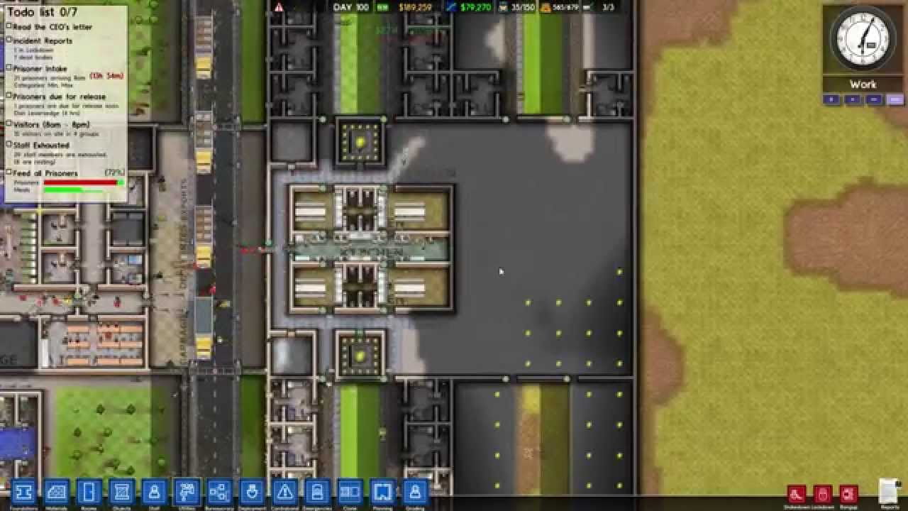 Prison Architect Early Access