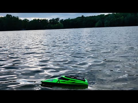 Revell Control Speedboat Hurricane - Test & Unboxing RC Boot mit 45 km/h