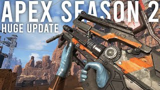 Apex Legends season 2 Update is Huge ( Alternator OP )