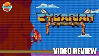 Review: Cybarian - The Time Travelling Warrior (Steam) - Defunct Games