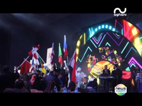 هشام عباس في مهرجان التذوق في مصر
