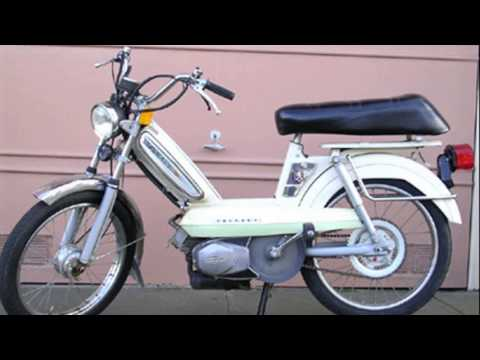 peugeot 103 moped - youtube