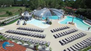 Parc aquatique du camping Hélios (34) par Aquatic parc création