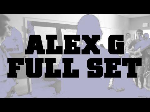 Alex G | Full Set | Live | 07/19/2014