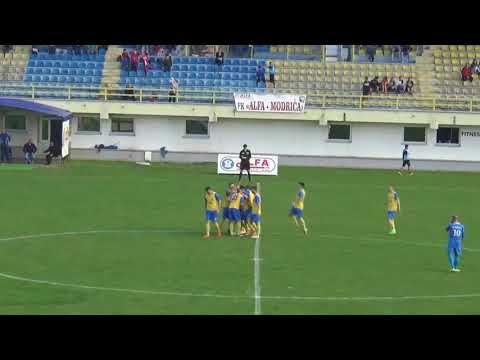 Izvjestaj : ALFA Modrica - Dubrave 2:0 ( 30.9.2017 )