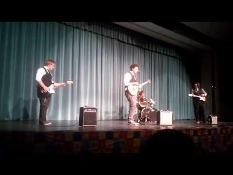 The Overstreets at Sultana High School Talent Show!!