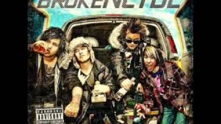 brokeNCYDE - 40 oz Instrumental