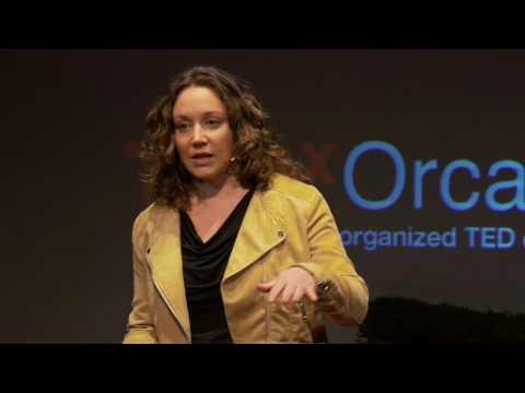 """Open Wide and Say Awe"" | Katherine Maclean | TEDxOrcasIsland"