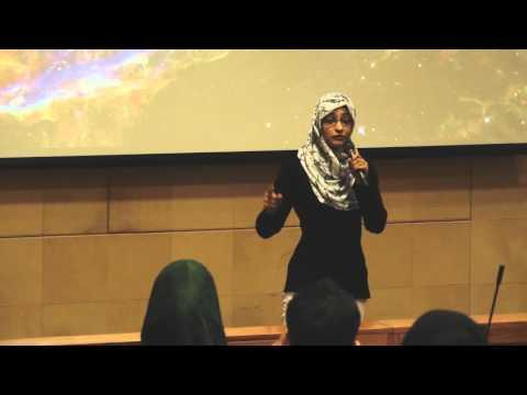 Munazza Sayed - Astronomical Image Processing - Ignite Doha