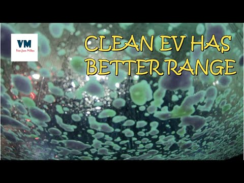 Clean Electric Car Has Better Range
