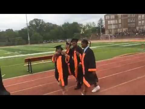 Withrow university high school 2K17 Graduation ?