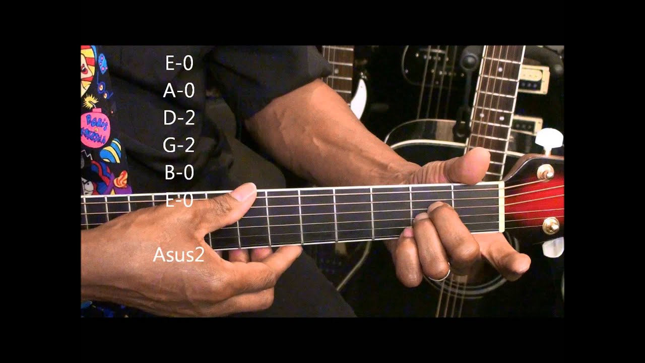 More Of The Easiest Guitar Chords Ever With Two Fingers