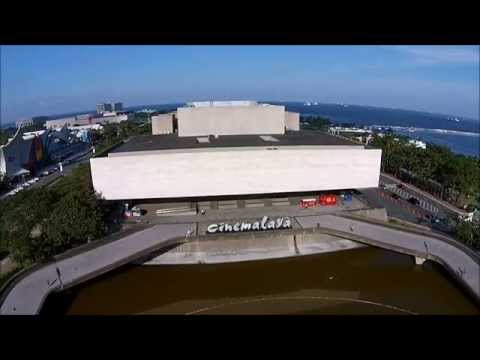 DJI Freelance.ph - National Theater CCP Complex