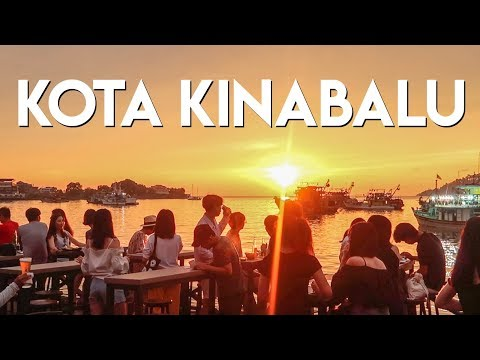 FIRST TIME IN KOTA KINABALU, SABAH