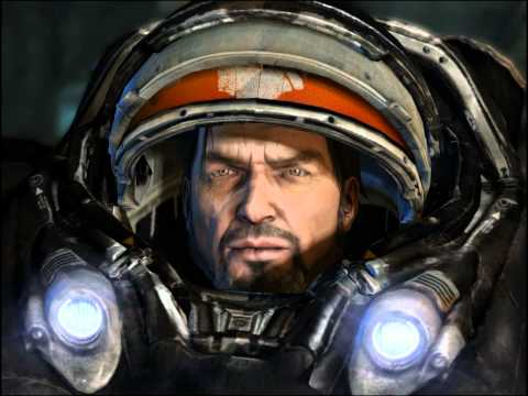 StarCraft 2  Jim Raynor Quotes