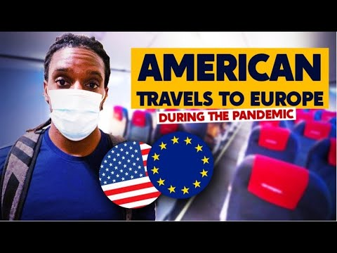 American Travels To Europe During Pandemic | Travel Bans For US Citizens 2020