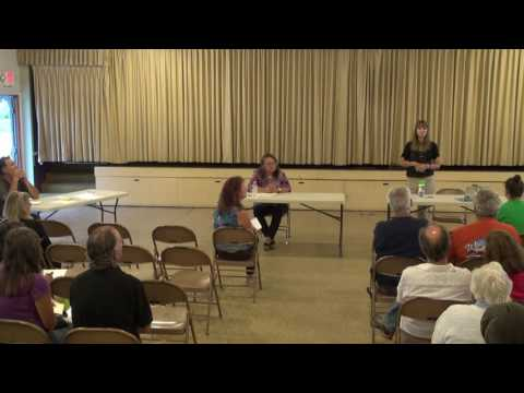 Candidate's Forum for County District 6, Island of Hawaii