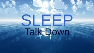 SPOKEN Sleep Talk Down: Meditation for healing, insomnia, relaxing sleep thumbnail