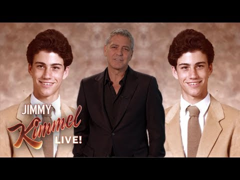 Thumbnail: George Clooney Presents The Jimmy Kimmel Story