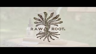 RAW ROOTs Reklame