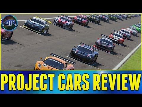 Project Cars : Review (Gameplay, Features & Glitches)