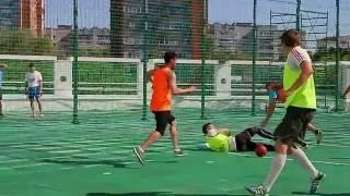 видео футбольное поле аренда