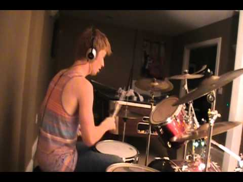 Tightrope - Walk the Moon Drum Cover