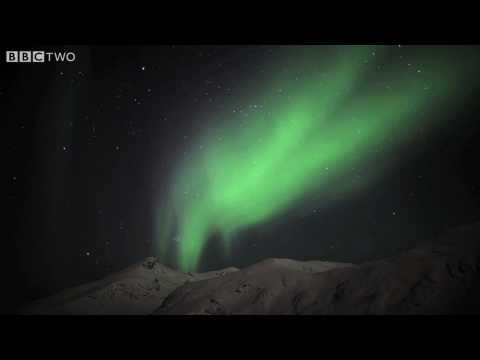Brian Cox sees the Aurora - Wonders of the Solar System - Series 1 Episode 1 Preview - BBC Two