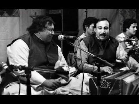 Mere Rashke Qamar Original Song By Nusrat Fateh Ali Khan In 1987