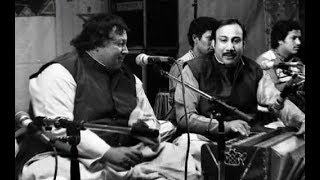 Mere Rashke Qamar Original song by Nusrat Fateh Ali Khan in 1987