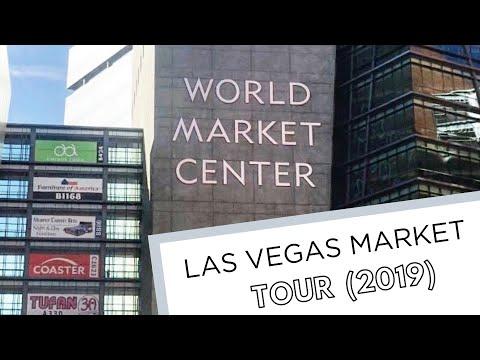 Las Vegas Market Tour (2019) | Interior Design