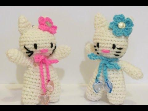 Crochet Amigurumi Hello Kitty -1- ?????? ???? ???? ???? ...
