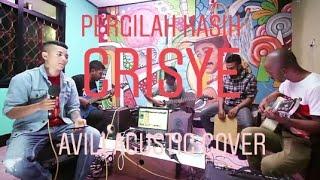 Pergilah kasih-crisye || avillacustic live cover